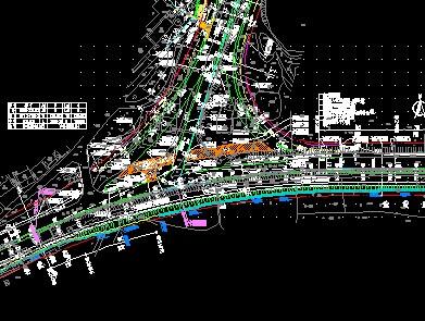 某道路工程施工图纸