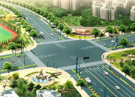 某道路绿化工程施工组织设计