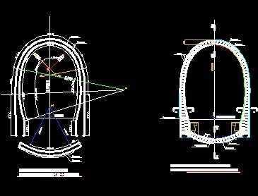 隧道施工图纸免费下载-其它图纸v图纸图纸屏风图片