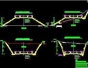路基标准横断面图_路基标准横断面图精华图纸免费下载_CO土木