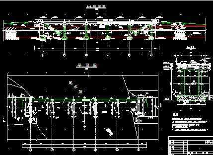 桥梁工程施工图免费下载