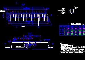 小跨径空心板梁桥通用图免费下载-图纸图纸立体心公路图片