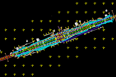 某高速公路施工图纸