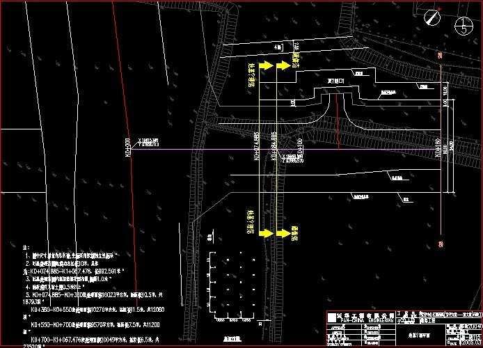 市政道路设计施工图纸免费下载 桥梁图纸