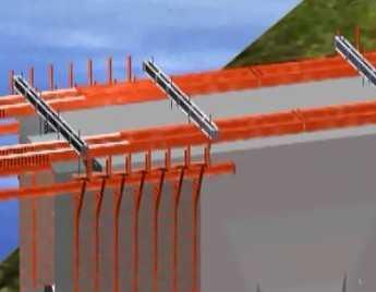 连续梁施工动画免费下载 - 桥梁工程 - 土木工程网