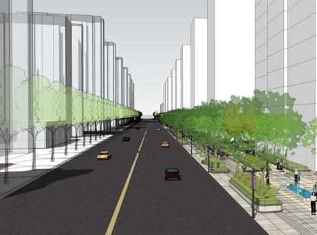安置房南侧市政道路实施性施工组织设计