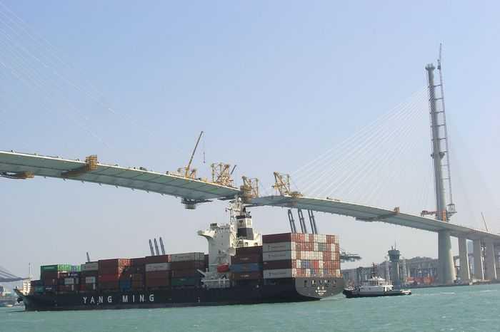 桥 香港昂船洲大桥
