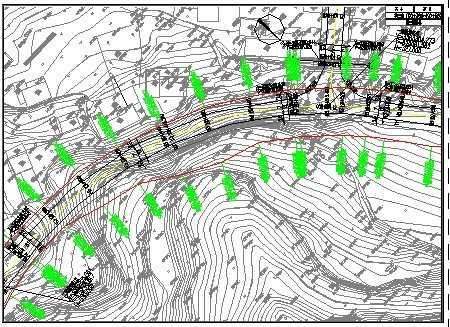 市政道路工程图纸免费下载 公路图纸