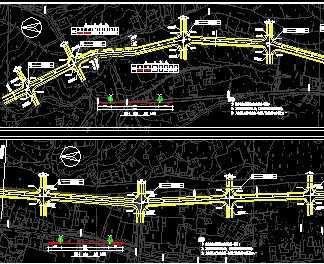道路施工图纸免费下载