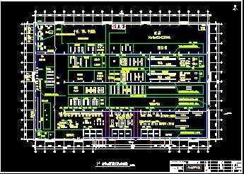 符号电缆桥架布置厂房免费下载给排水图纸水表图纸图片