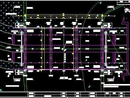 某环城路一期桥梁工程施工设计图免费下载阜阳房屋装修设计图片