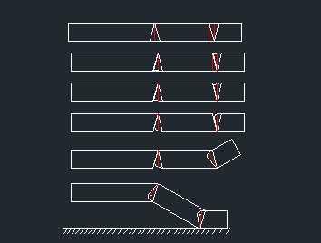 桥架30°角折弯图免费下载 - 桥梁图纸 - 土木工程网
