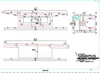 变图纸连续梁桥图纸v图纸方法及经典截面免费下土暖气温控器常用图片