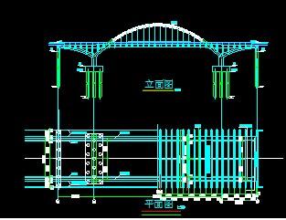 桥梁设计两个免费下载cad用图纸窗口不了画图图纸图片