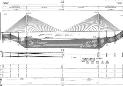 某高速公路桥梁设计图纸