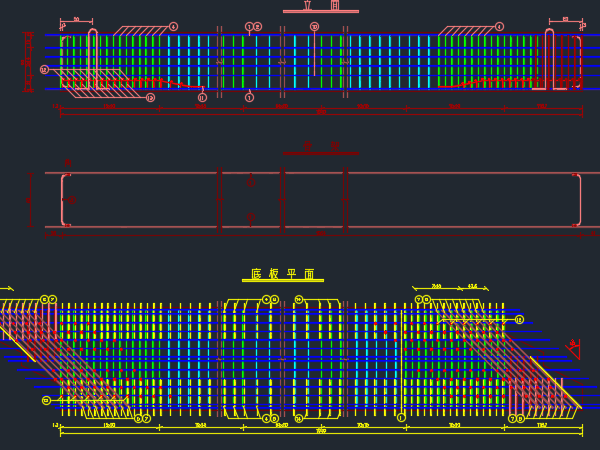 桥梁设计图免费下载-桥梁图纸-土木工程网地下室v桥梁采光井图片