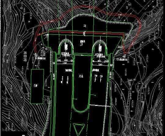 图纸洞门v图纸图纸免费下载竖a4隧道吗用可以着图片