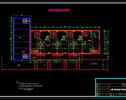 某水电站水利枢纽工程全套施工图纸