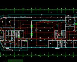 十六层疾病中心综合楼全套电气施工图纸
