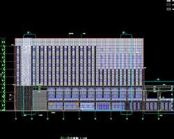 八层档案馆建筑施工图(含结构、水电暖)