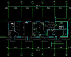 生产附属用房电气施工图纸(含计算书)