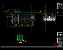冷却塔详图CAD版本
