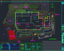 医院门诊综合楼工程全套施工图纸(建筑结构水暖电)