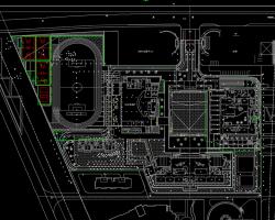 综合办公楼及宿舍楼装修弱电施工图纸(含PDF版)
