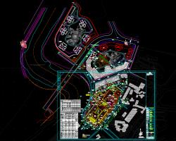 八层新建实验综合楼全专业施工图纸(建筑结构水电暖,含计算书)