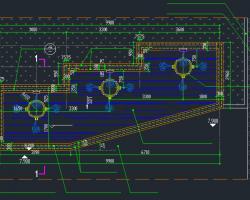 20例园林景墙CAD施工详图