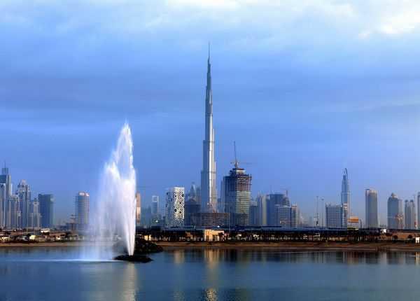 疯狂建筑:828米迪拜塔