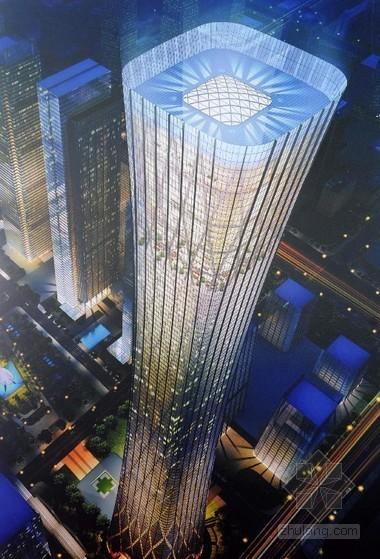 商务会所_中国七大500米以上在建超高层建筑进展状况 - 建筑新闻