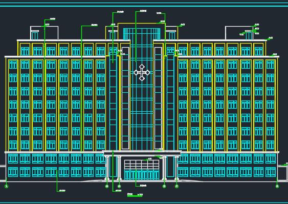 医院综合楼供暖毕业设计