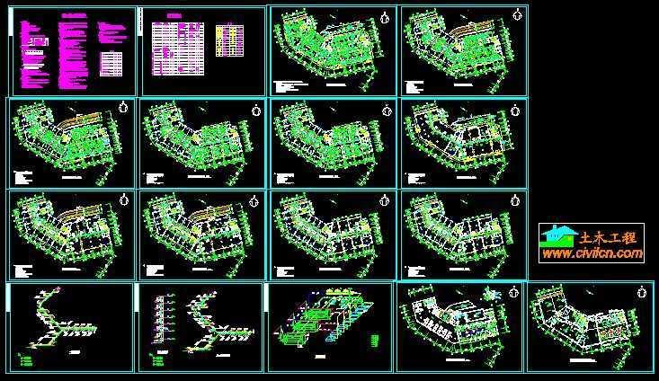 节能空调设计图