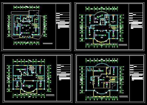 某办公楼空调设计平面图免费下载福建中宸建筑设计院有限公司怎么样图片