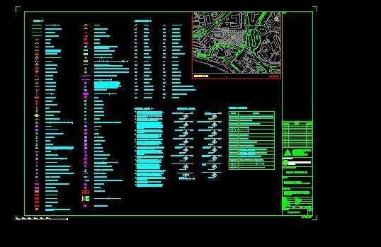 香港建筑空调全套图纸
