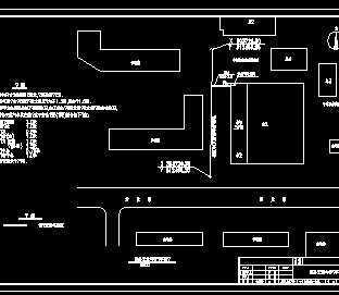 某饭店燃气工程施工图