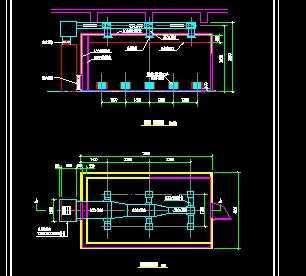 某试验室风管工程平面图免费下载pdf不图符合尺寸怎么办打印纸图片