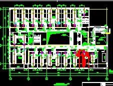 某空调重量水管风管布置图免费下载系统表v空调图纸材料轻钢图片