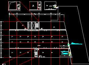 某展厅空调设计图