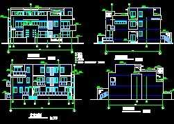 住宅施工图