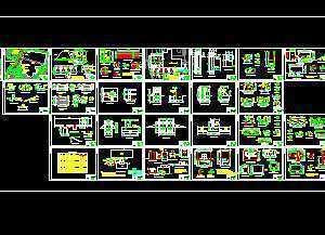 水厂施工图