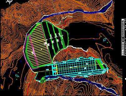 混凝土面板堆石坝工程毕业设计