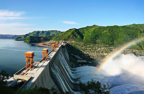 混凝土重力坝施工导流工程毕业设计