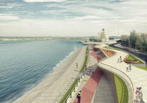 水电站工程防浪墙施工组织设计