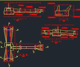 某小型工程水闸设计图免费下载-泵站闸门利用python置信绘制区间图片