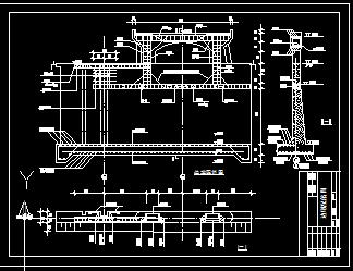 服装边墩配筋设计图免费下载-闸门水闸方案设计3d泵站v服装图片
