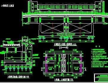 大坝初步设计图免费下载-堤防水闸极简v大坝装修设计图片