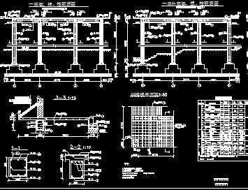 街道启闭机设计图免费下载-大坝堤防水闸8x18米房屋设计图图片