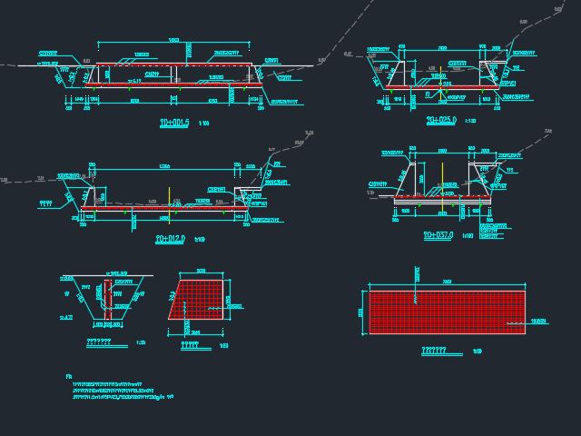 水库除险加固工程设计图